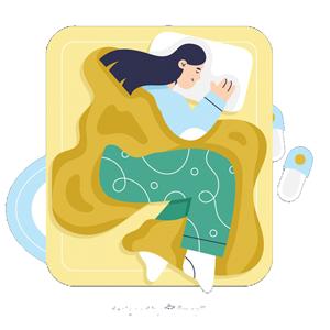Кормите малыша ночью, не вставая с постели
